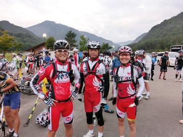 2014年SDA王滝100kmに参加レポート