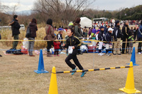信太山クロスカントリーマラソン参加