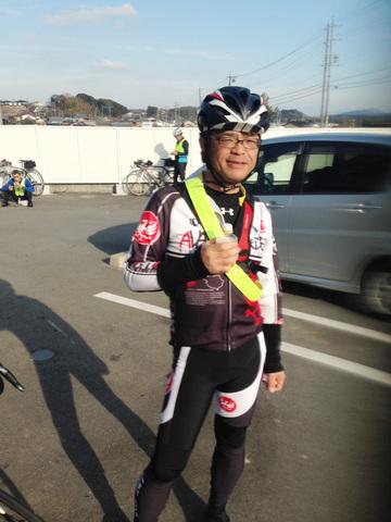 BRM221泉佐野300kmブルベレポート