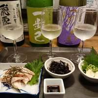 日本酒飲み比べ♪
