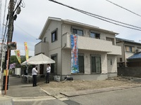 ZEH(ゼロエネルギーハウス)の家完成! 和歌山市S様邸