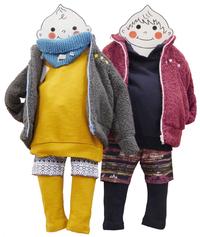 ベビーキッズ 暖かアウター、手袋、スウェット パーカー、パンツ新作入荷!&定食♪