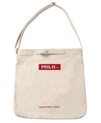 MILKFED ツーウェイ トート バー本日発売!&キムチ炒め♪