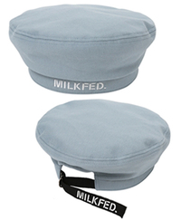 MILKFED. ミルクフェド スウェット ベレー帽 ご予約受付スタート!&キーマ カレー♪