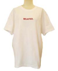 MILKFED 新作 Tシャツ,ロゴ トート発売!&ロースハムのオニオン巻き♪