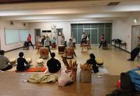 太鼓 の練習
