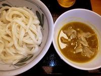 香の川製麺 カレーつけ麺うどん