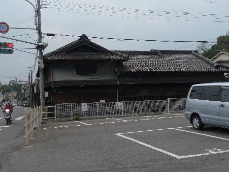 作家・津本陽の生家