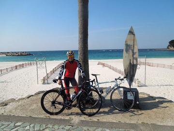 白浜サイクリングDNF