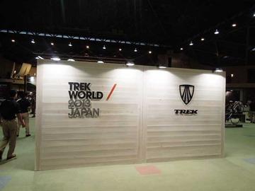 TREK WORLD 2013