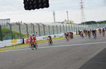 2013シマノ鈴鹿インターミディエイトレースレポート