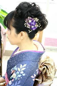 結婚式ヘアメイク