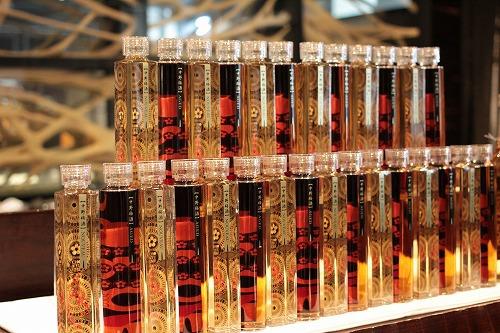 梅酒,梅酒ヌーボー,ヌーボー,nouveau,乾杯,解禁,中野BC,中野梅酒,中野梅酒ヌーボー,明星,明利酒類,澤田酒造