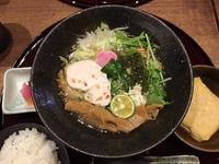 紀州麺処誉さんへ