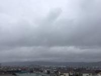 雨ですねぇ