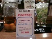 Mojito(モヒート)&自家製 梅酒
