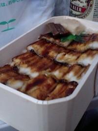 広島名物アナゴ飯