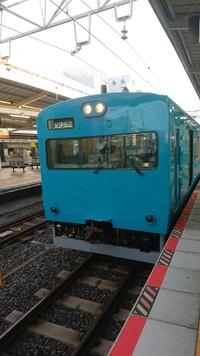和歌山駅~新宮駅