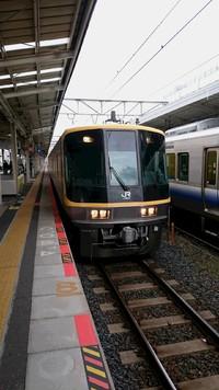 4/6(木)和歌山駅にて