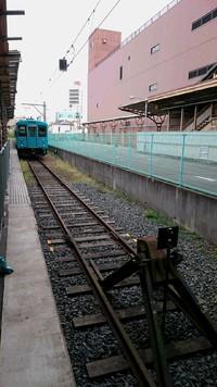 紀勢線和歌山市駅~和歌山駅