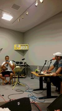 バナナFM公開生放送…エンジョイミュージック