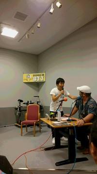 9/7(木)バナナFM公開生放送enjoyミュージック