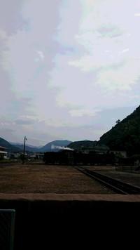 9月10日津和野にて…転車台