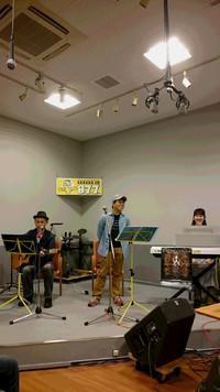 10月5日バナナFM公開生放送enjoymusic