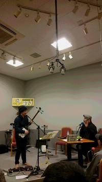 3/1(木)バナナFM公開生放送enjoymusic