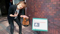 3/4(日)亀岡利行ライブ