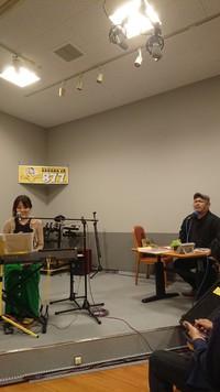10/4(木)バナナFM公開生放送エンジョイミュージック