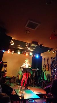 10/14(日)亀岡利行ライブ