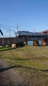 南海本線紀の川橋梁