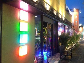 『カラーズ』 ランチ&カフェ 「和歌山市」外観