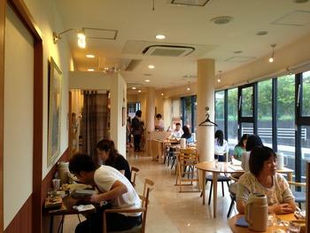 『九沓(くぐつ) 』 ランチ&カフェ 「有田川町」店内