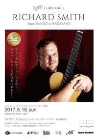 --0618 Richard Smith Japan Tour 2017 in WAKAYAMA