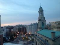 ワシントンの朝