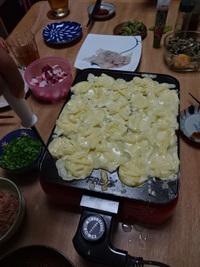 チーズたこ焼き