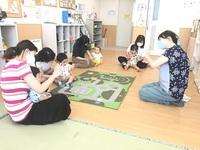 ☆親子ふれあい遊び☆手遊びと絵本の読み聞かせ☆