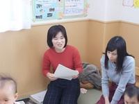 助産師さんと交流会~卒乳・断乳についてのお話会~