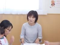 『助産師さんと交流会~赤ちゃんにもママにも優しいねんねトレーニング講座~』でした☆