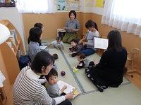 助産師さんと交流会~赤ちゃんにもママにも優しいねんねトレーニング講座~