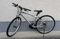 自転車盗難!!