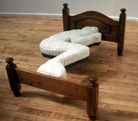 シングルベッド??