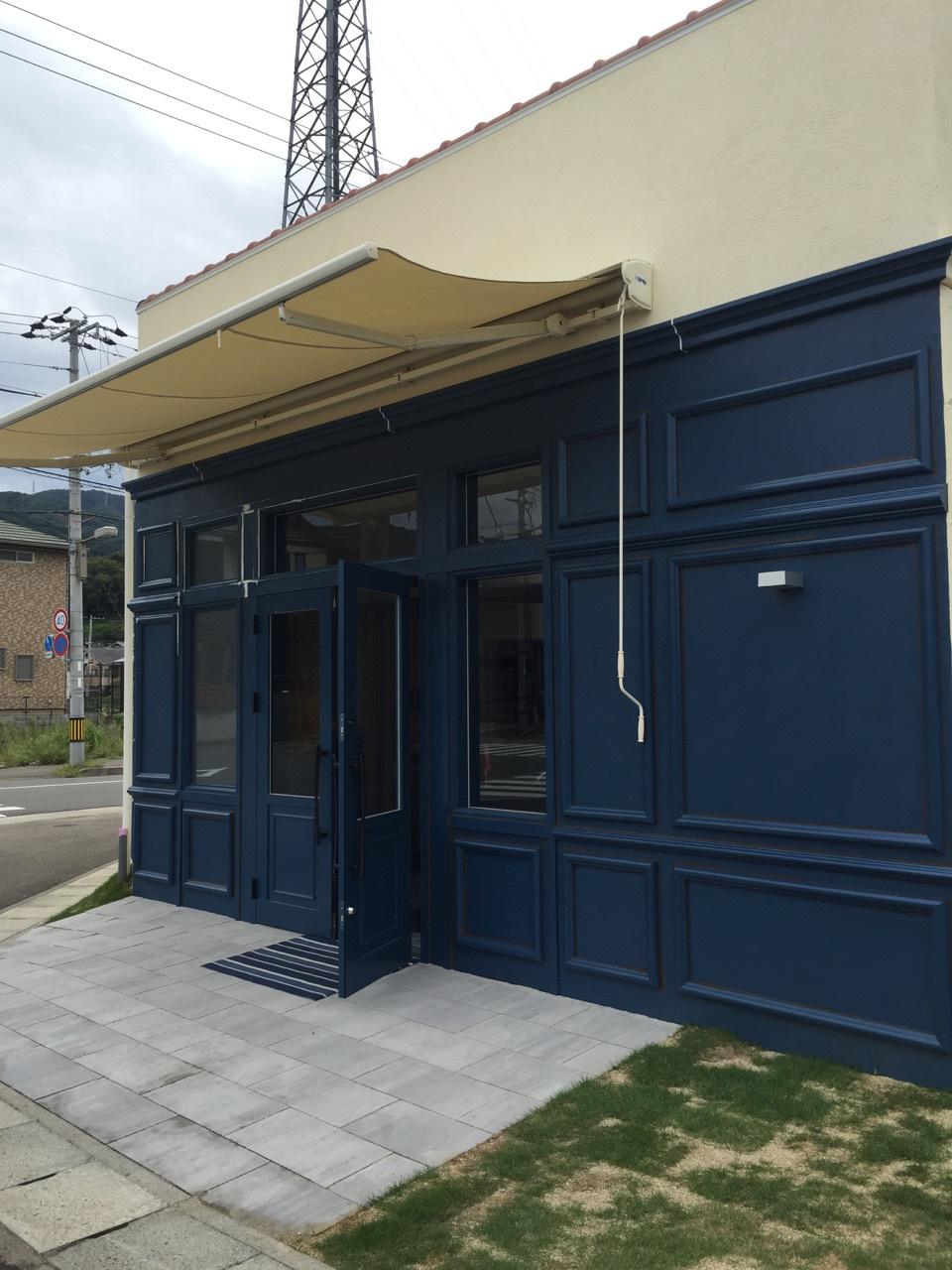 もうすぐフランス菓子店がオープンします!