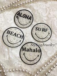 アロハ〜!マハロ〜!ハワイアンなニコマーク