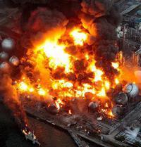 「関東大震災への警告4」火災旋風