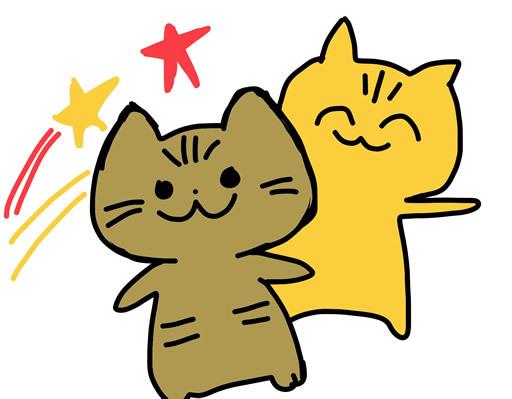 猫が不機嫌に^^;