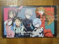 EVASTORE TOKYO-01オリジナル 卓上カレンダー2016を買いました
