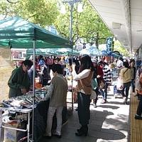 手づくり市場開催